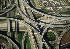 شاهد هندسة طرق السيارات الأكثر تعقيدًا في العالم