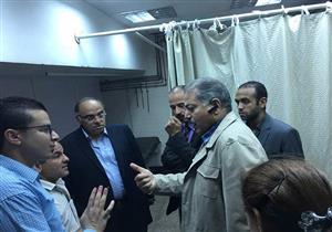 """بالصور.. جولات مفاجئة لـ""""تفتيش الصحة"""" على مستشفيات 11 محافظة"""