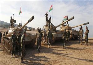 البيشمركة الكردية تصد هجوما لداعش شمال غربي كركوك