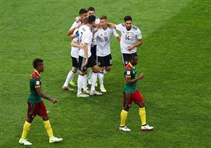 بالفيديو- ألمانيا تسحق الكاميرون بثلاثية وتتأهل لنصف نهائي كأس القارات