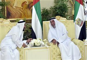 بالصور – أول ظهور علني لرئيس دولة الإمارات منذ سنوات