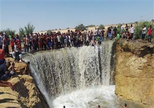 """انتشال جثث 8 أطفال من بحيرة """"الريان"""" في الفيوم"""