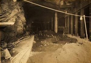 عمال بناء مترو يعثرون على أطلال منزل يرجع للعصور القديمة في روما