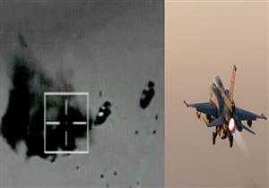 القوات الجوية تدمر 12 سيارة محملة بالأسلحة حاولت اختراق الحدود الغربية