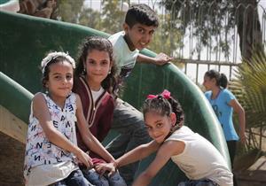 """بـ""""العجل والمراجيح"""".. 15 صورة ترصد احتفال الأطفال بثالث أيام العيد"""