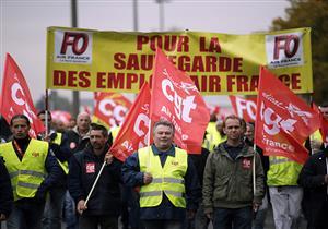 نقابة عمالية فرنسية تدعو لإضراب يوم 12 سبتمبر ضد الاصلاحات العمالية