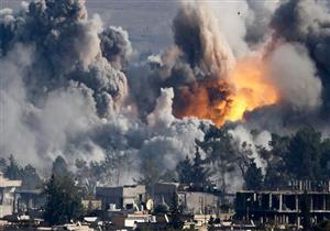العرب اليوم: قصف للتحالف الدولى وسقوط قذائف على دمشق