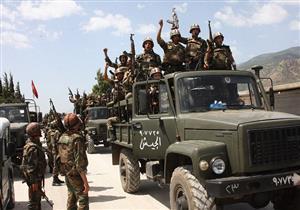 الجيش للسوري يعين قائدا جديدا لقواته في المنطقة الشرقية