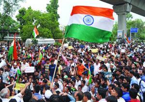 الآلاف يحتجون في مدن هندية ضد هجمات تستهدف المسلمين