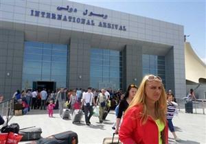 مطار الغردقة يستقبل أولى الرحلات القادمة من لبنان