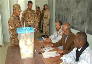 موريتانيا تمدد الإحصاء الخاص بالاستفتاء الشعبي