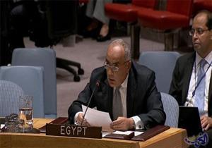 وفد مصر بالأمم المتحدة: قطر تمول الإرهاب في ليبيا