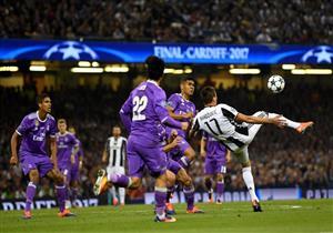 ماندزوكيتش يتعادل ليوفنتوس بهدف رائع في شباك ريال مدريد (فيديو)