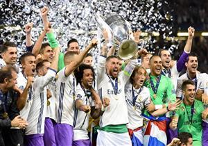 برقم قميص الدون.. 7 أرقام زينت تتويج ريال مدريد بالـ 12 في دوري الأبطال