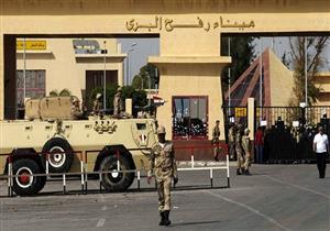 """مصر وحماس """" تتوصلان لتفاهمات حول إدارة معبر رفح"""""""
