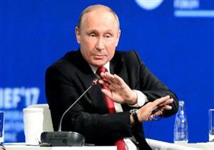 بوتين: الولايات المتحدة ساعدت على صعود