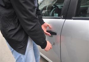 """ربة منزل وصديقها يسرقا سيارة محاسب في التجمع والـ """"GBS"""" يكشفهما"""