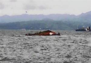 وفاة ثلاثة أشخاص إثر غرق قارب ركاب في الفلبين
