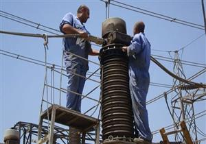 الكهرباء: عودة التيار لجميع مناطق البدرشين والعياط والحوامدية في أقرب وقت