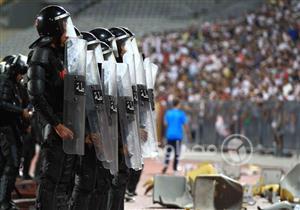 عبد الغني: موقف الأمن من البطولة العربية يوضح عدم عودة الجماهير