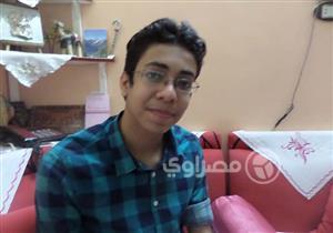 """السابع مكرر لـ""""مصراوي"""": أتمنى الالتحاق بكلية الطب لمعالجة الفقراء"""
