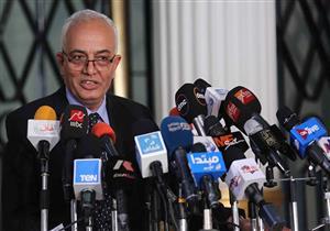 حجازي: مؤسسات الدولة شاركت في غرفة عمليات الوزارة لضبط الامتحانات