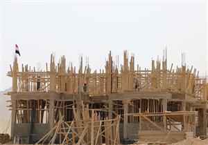 القوات المسلحة: 156 مشروعًا جاري تنفيذها في سيناء