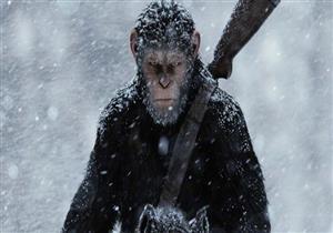 """بالصور- قردة تخوض حربا ضد البشر في """" Planet of the Apes 3"""""""