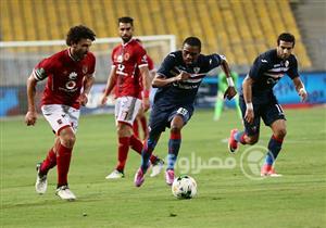 مباراة القمة 114 بين الأهلي والزمالك بالجولة 34 بالدوري