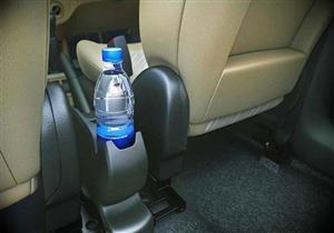 توقف فوراً عن تناول المياه المتروكة بالسيارة.. والسبب