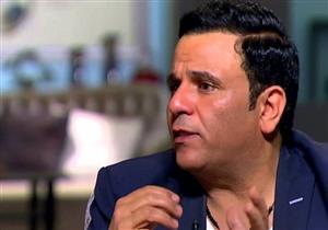 محمد فؤاد يتقدم ببلاغ ضد تامر عبد المنعم لإصداره شيكا بدون رصيد