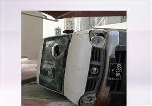 اللقطات الأولى لأعمال الشغب في قطر