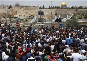 صحفي ومناضل وسياسي.. كيف احتج الفلسطينيون عند أبواب الأقصى؟