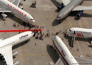 لهذا السبب تُطلى أغلب الطائرات باللون الأبيض