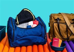 أفضل طريقة لتحضير حقيبة المصيف.. وهذه الأغراض لا تنساها