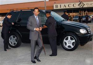 سلطان بروناي يمتلك 3 آلاف سيارة..تعرف على أبرزها