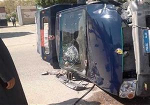 بالأسماء.. إصابة ضابط ومجندين في مطاردة مهربين بالفرافرة