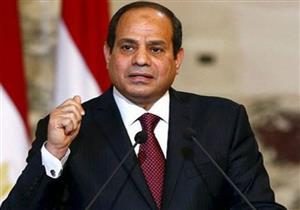 السيسي: مصر تحارب الإرهاب ولا تتآمر ضد أي دول أخرى