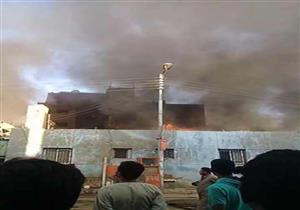 10 آلاف جنيه تعويضات عاجلة للأسر المتضررة من حريق إدفو