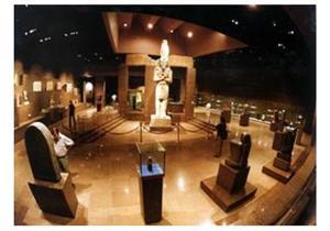 جهود أمنية لضبط موظفة حاولت سرقة تمثال للآلهة إيزيس من متحف النوبة
