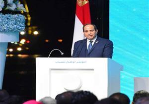 35 رسالة من السيسي للمصريين والعالم خلال مؤتمر الشباب بالإسكندرية