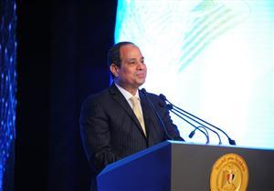 السيسي: في 30 يونيو القادم سيكون الوصول إلى سيناء سهلاً عبر الأنفاق