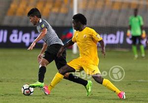مباراة الترجي والمريخ السوداني بالبطولة العربية