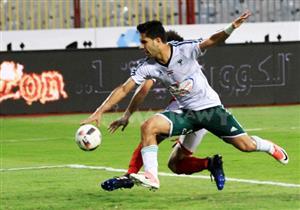 مباراة المصري والأهلي في الدوري الممتاز