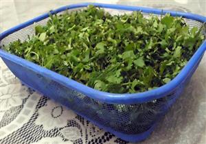 3 طرق للحفاظ على الخضروات الورقية أطول فترة ممكنة