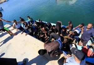 35 مهاجرا في عداد المفقودين قبالة سواحل ليبيا بعد غرق قاربهم