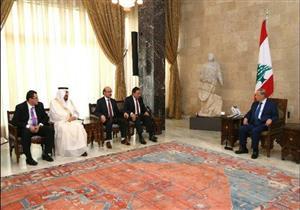 وزير الصحة يزور رئيس جمهورية لبنان