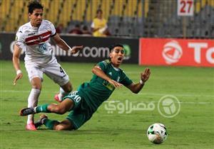 مباراة الزمالك وأهلي طرابلس بدوري الأبطال