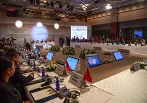 منظمة التعاون الاسلامي تجتمع في اسطنبول دعما للفلسطينيين