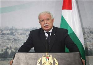 وزير الخارجية الفلسطيني :إسرائيل تريد تغيير وضع الأقصى